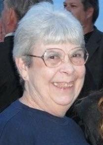 Virginia Opal McClellin obituary photo