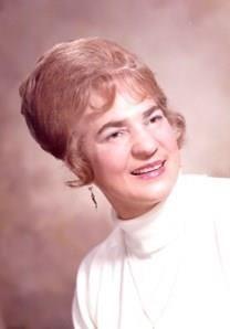 Maria Puzio obituary photo