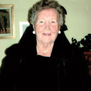 "Annie Theresa ""Dolly"" Whinnery (nee Kelly) Obituary Photo"