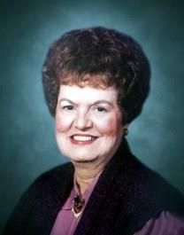 Mildred Waitman obituary photo
