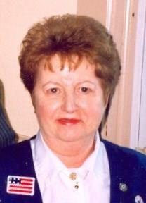 Patricia Gordon obituary photo