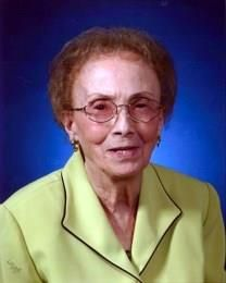 Florence Lois White obituary photo