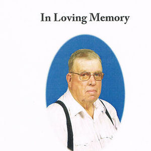 "William  A. ""Bill""  Ganser  III Obituary Photo"