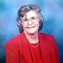 Mildred Barnes obituary photo