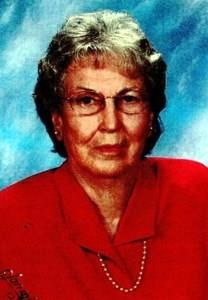 Doris Marie Brunk obituary photo