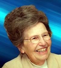 Martha Nell Hosch Myre obituary photo