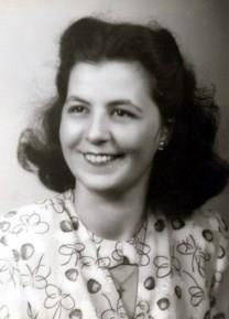 Marion T. Burns obituary photo