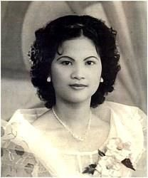 Catalina Mariano Encarnacion obituary photo