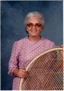 Rena Leona Argo Meeks obituary photo