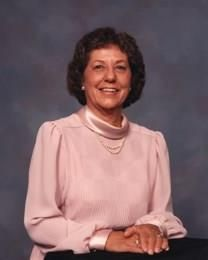 Lavonne Webb obituary photo