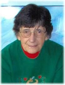 Lucy B. Jubera obituary photo