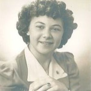 Dorothy E. Manley Obituary Photo