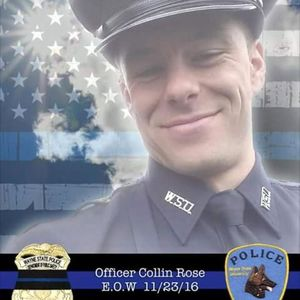 Officer Collin James Rose