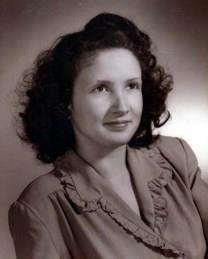 Lanora Jo Glaze obituary photo