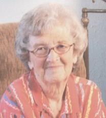 O. Madge Allison obituary photo