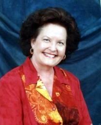 Carolyn Peacock obituary photo