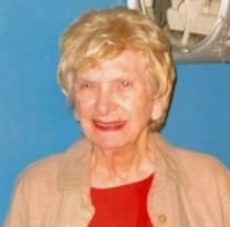 Essie Pearl Peel obituary photo