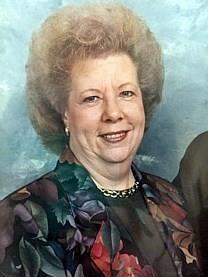 Margaret June Vest obituary photo