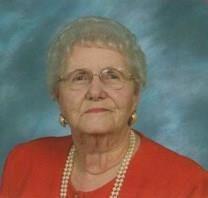 Mary Ernestine Bellamy obituary photo