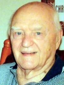 James Thomas Fry obituary photo