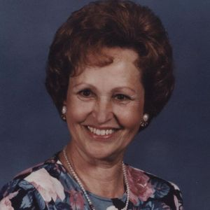 Marlene Janet Purvis Obituary Photo