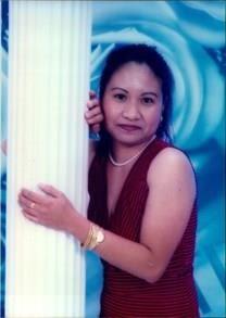 Myrna R. Mendoza obituary photo