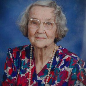 Ms. Allie Mae Underwood