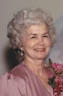 Dollie Fields Brown obituary photo