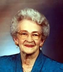 Marie Ewers Torrence obituary photo