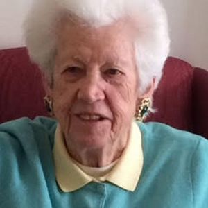 Marian W. Andes (nee White) Obituary Photo