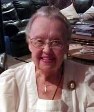 Octavia Bederka Weber obituary photo