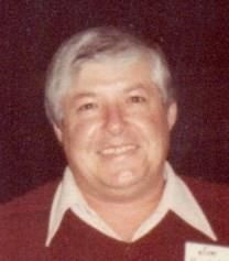 Jimmy Wayne Hartwick obituary photo