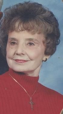 Mildred Josephine Hensley obituary photo