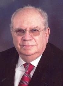 Arthur William Crosser obituary photo