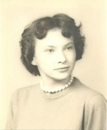 Joyce Rose Turley obituary photo