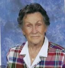 Evelyn Lowry obituary photo