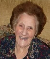 Ruth V. Jumonville obituary photo