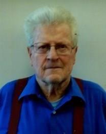 E. G. Peach obituary photo
