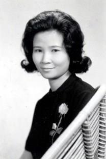 Yu Chin Christenson obituary photo