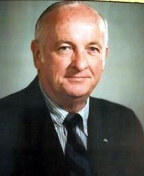 Edward Thomas Bliss obituary photo