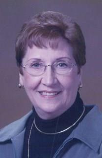 Edith Lamons Bertram obituary photo