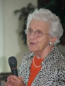 Eleanor Myerson obituary photo