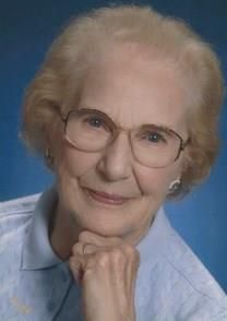 Betty Redmond obituary photo