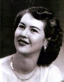 Esther Stricklin Guthrie obituary photo