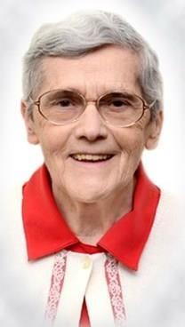 Sr. Joan Carroll SSJ obituary photo