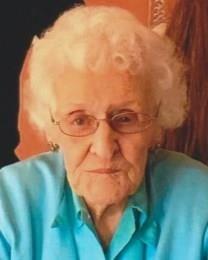 Eleanor Kenham obituary photo