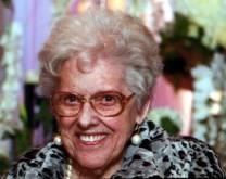 Lillian F. Milne obituary photo