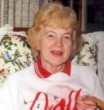 Linda Ione Pettifor obituary photo
