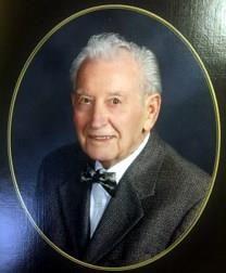 Deno J. Vaerini obituary photo