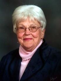 June Addy Marshall obituary photo